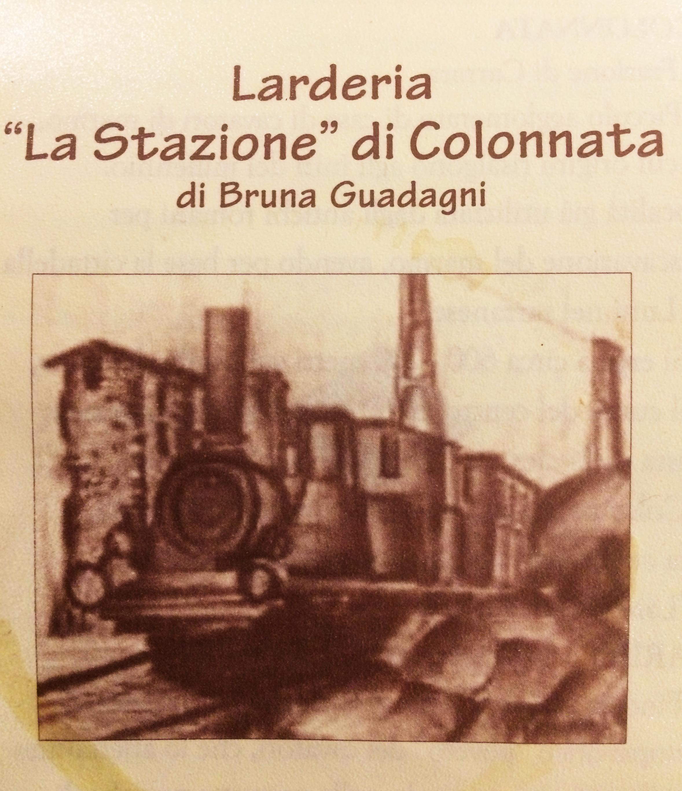 """Larderia """"La Stazione"""" di Colonnata"""