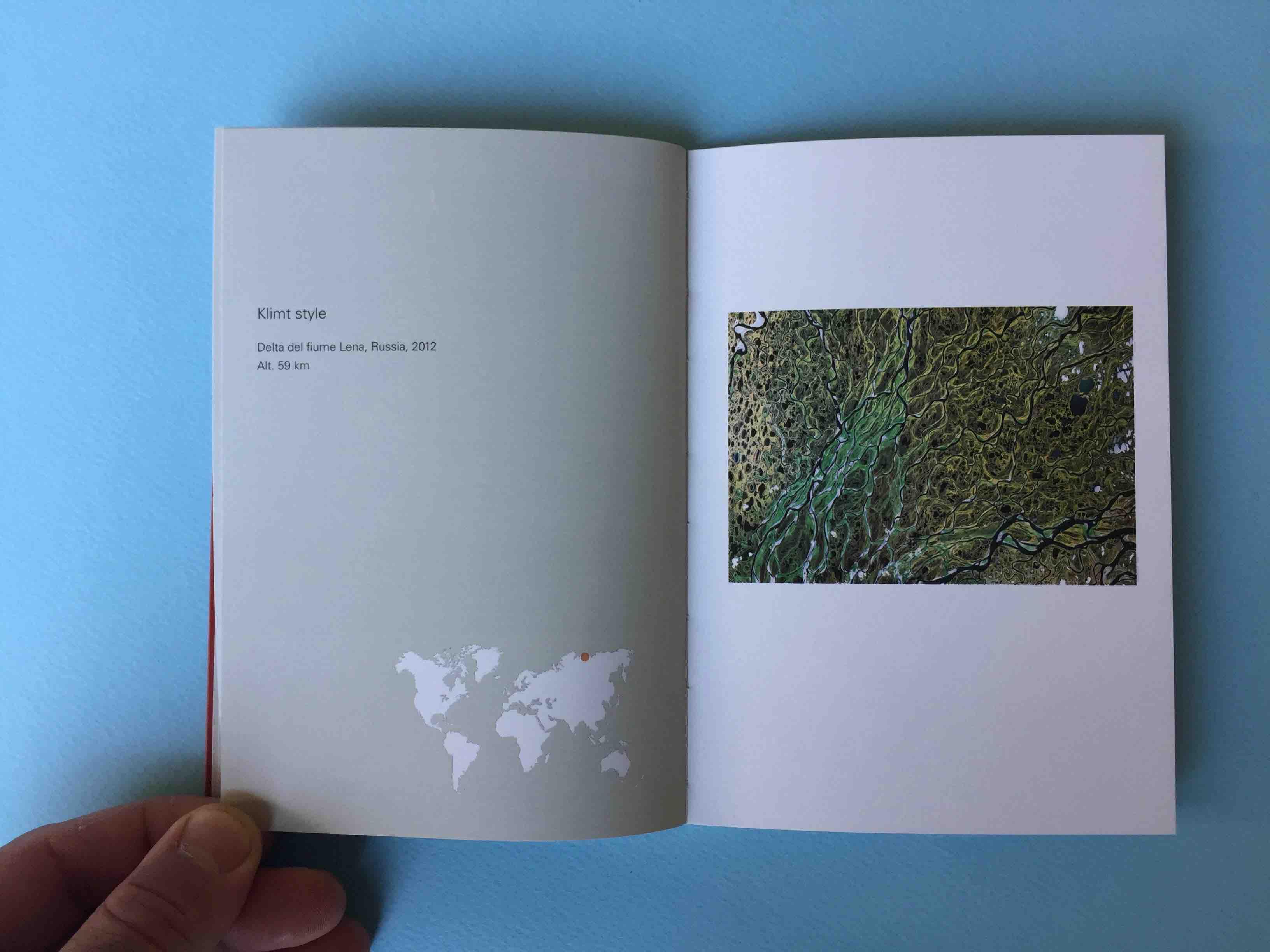 EARTH. VIAGGIO FOTOGRAFICO NEL WEB / MAX SERRADIFALCO
